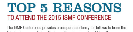 ISMF Conference