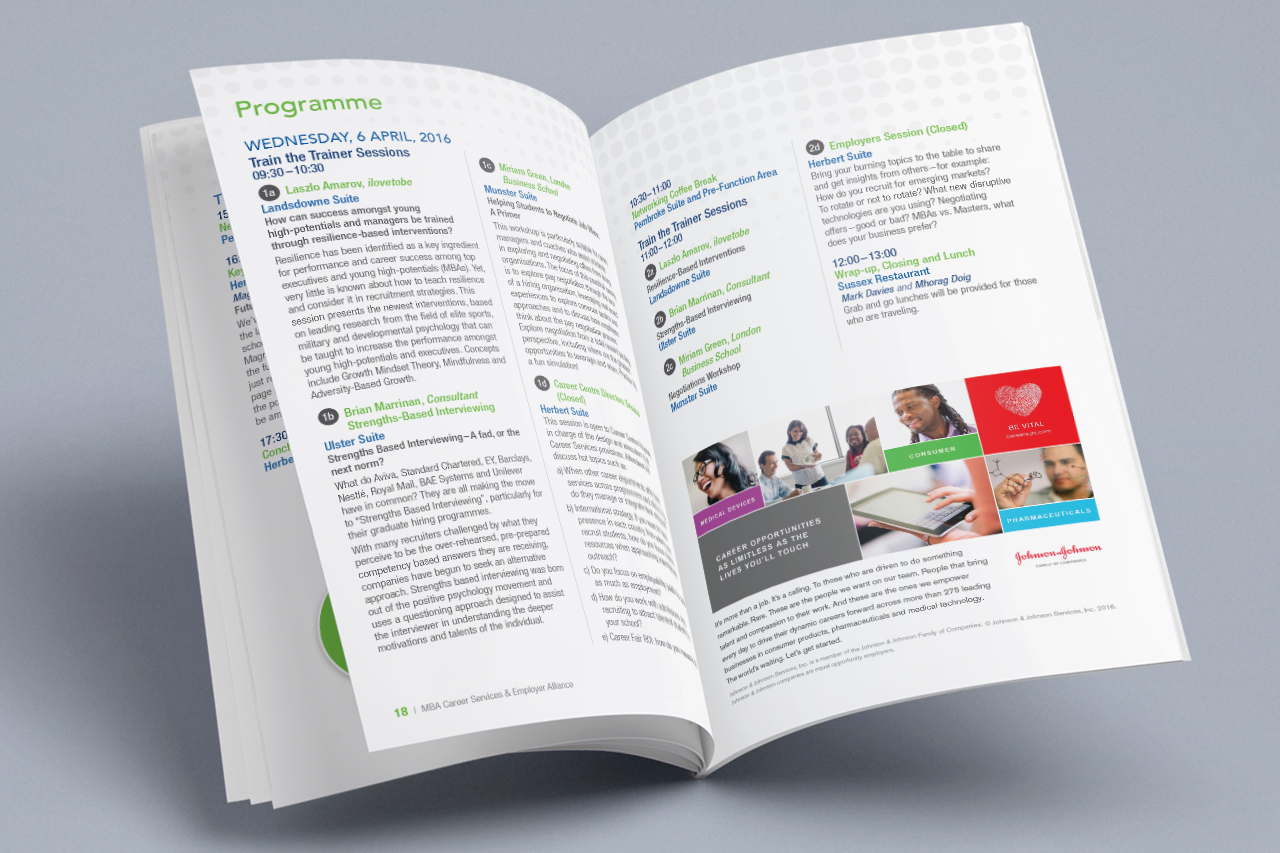 MBA European Brochure